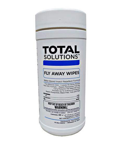 Fly Away Wipes – Insect Repellant