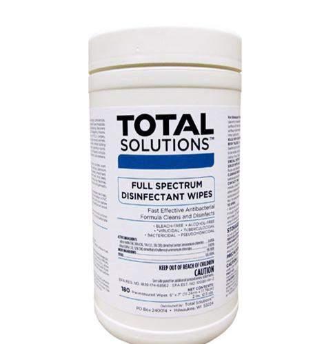 Full Spectrum Disinfectant Wipes
