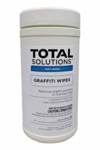 Graffiti Wipes