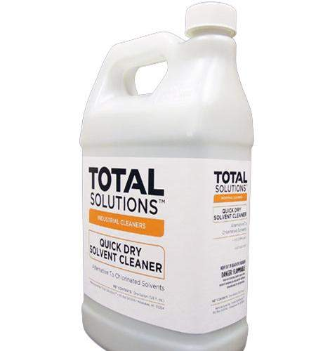 Quick Dry Solvent Cleaner