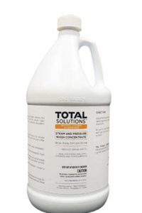 Steam And Pressure Wash Concentrate