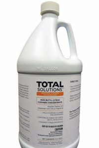 Non-butyl Citrus Cleaner Concentrate