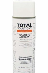 Graphite Lubricant Spray
