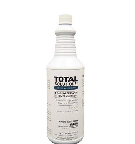 Foaming Tile & Shower Cleaner