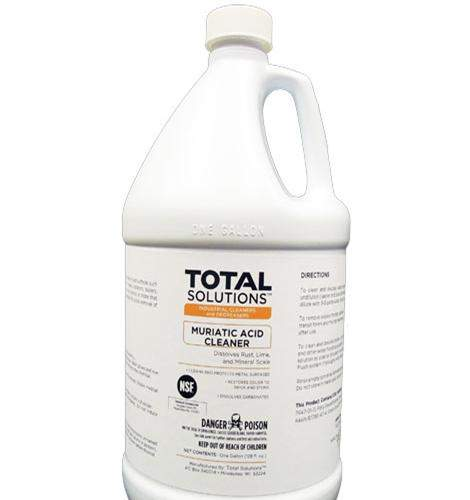 Muriatic Acid Cleaner