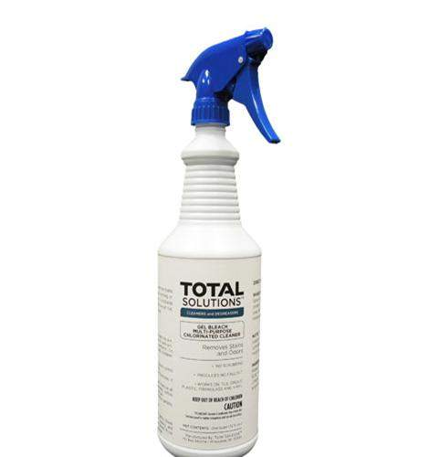 Gel Bleach Multi-purpose Chlorinated Cleaner
