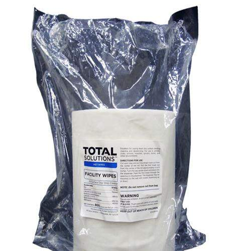 Facility Wipes – Surface Cleaner For Large Center-pull Dispensers