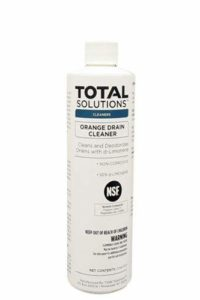 Orange Drain Cleaner – 50% D-limonene