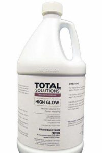 High Glow – Damp Mop Cleaner