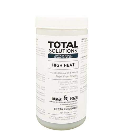 High Heat Green Pro Solutions