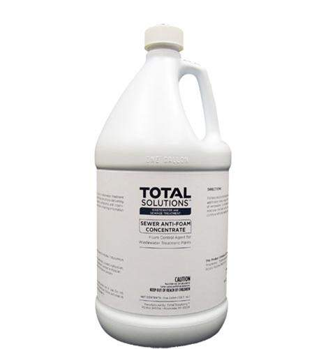 Sewer Anti-foam Concentrate