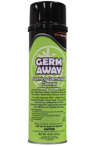 Germ Away Foaming Germicidal Cleaner