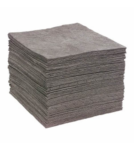 Universal Absorbent Pads, Heavy Weight, 15