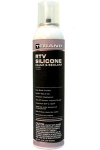 Rtv Silicone Caulk & Sealant Clear
