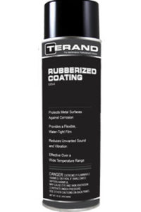 Rubberized Coating